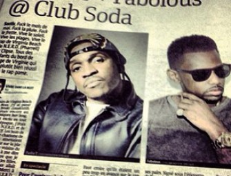Fabolous & Pusha T @ Club Soda