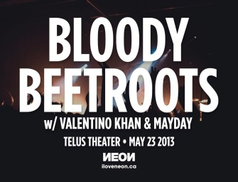 The Bloody Beetroots Live Aftermovie From Telus Theatre