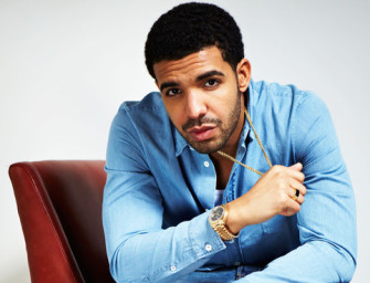 Drake performing in Montreal October 21st 2013