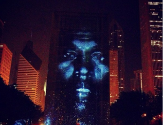 Kanye West Projections Happening In Montreal June 2013