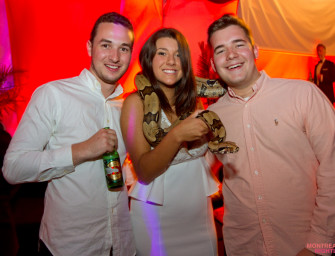 Dos Equis's Paradise Of Intrigue & Unexpected Temptations @ Time Supper Club