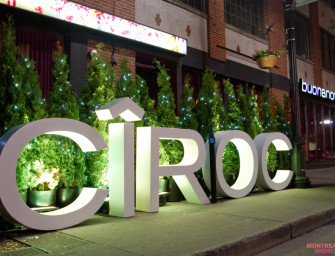 Ciroc Peach & Red Berry Exclusive VIP Launch Party At Buonanotte
