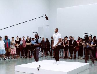 Jay Z's Picasso Baby Performace Art Film