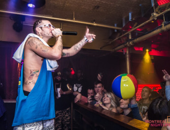 [Recap] Riff Raff's Montreal Show At Ballroom Bar