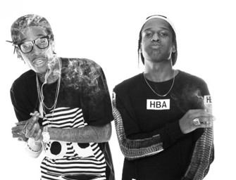 WIN TICKETS To Wiz Khalifa & ASAP Rocky Friday, Aug 9 Montreal Parc Jean Drapeau