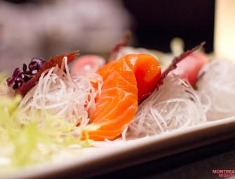 Blowfish Sushi Restaurant on Bay Street in Toronto
