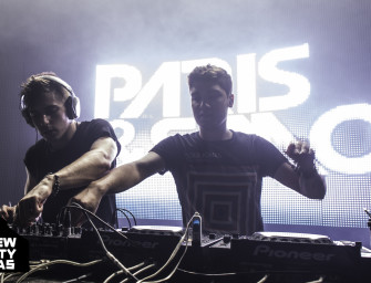 [RECAP] Paris and Simo prennent la place de Kaskade au New City Gas le Vendredi 20 Septembre