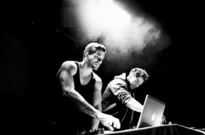 Adventure Club books a show in Montreal at New City Gas