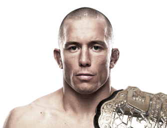 Georges St-Pierre Vacates UFC Welterweight Belt