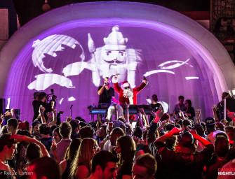 NUSSKNACKER – TJR, DJ Arabika – Xmas Party au Musée des Civilisations