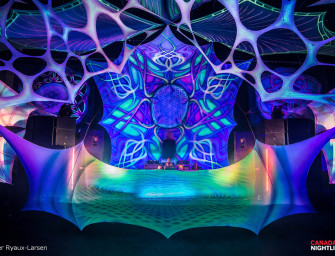 Orion 2014 NYE presented by Techsafari Records & Psychonaut