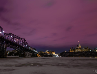 Great Picture Of The Ottawa Skyline By Barrie Martelle