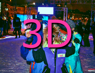 You've Never Seen Photos Of Igloofest Like These – Photosynth 3D