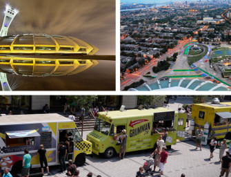 All 40 Montreal Food Trucks Meet Up At The Olympic Stadium To Open The Season