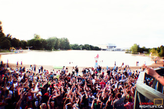 It Was All Sunny Skies &  Great Music During The Ilesoniq Beach Party