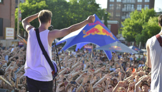 Red Bull Is Hosting A Free Concert In Old Montreal This Weekend