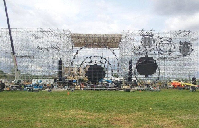 Sneak Peak: The Veld Main Stage Is As Big As The Ultra Miami One