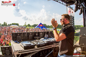 Photos From Escapade Music Festival 2014