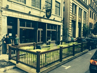 Joverse Just Built A Brand New Terrace For Montrealers To Enjoy This Summer