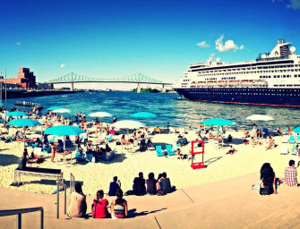 Montreal's Victoria Pier Is Hosting One Final Summer Beach Party Saturday