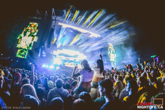 Photos From Montreal's First EDM Festival Ilesoniq – Day #1