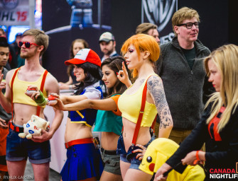 Photos of Comiccon 2014