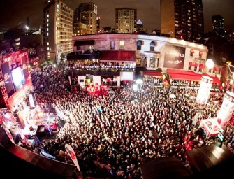 5 Things You Should Know About Montreal's Free EDM Concert On Crescent Street