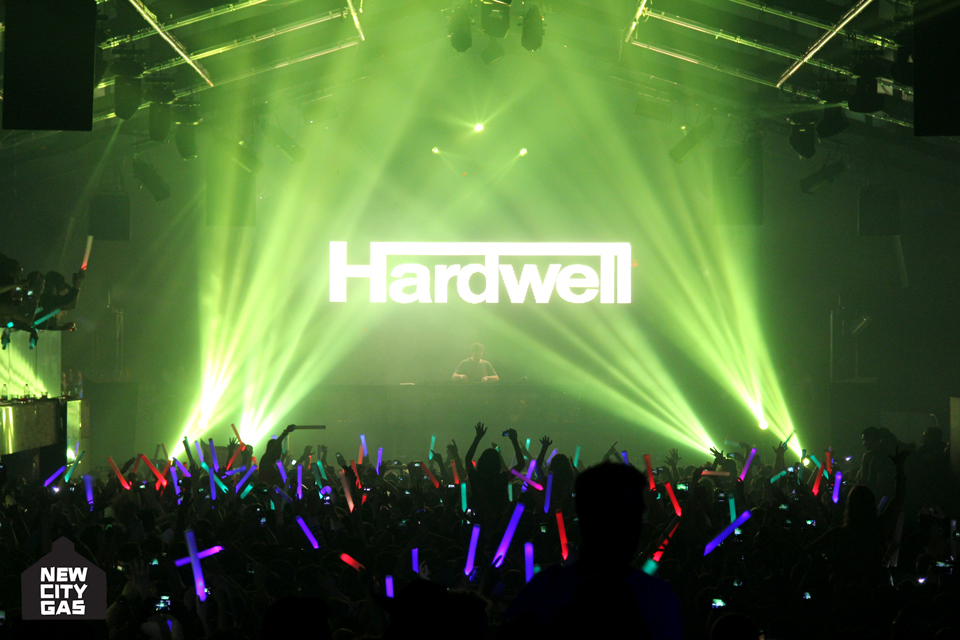 Hardwell; The World's #1 DJ Is Returning To New City Gas During The Lumen Festival