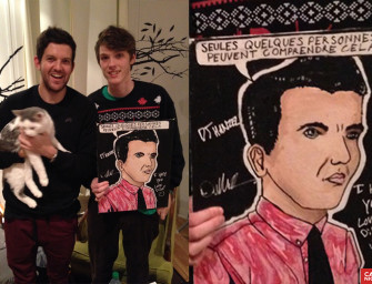 We Surprised Dillon Francis at Le Café Des Chats In Montreal Before His Concert