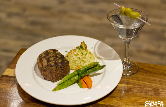 Cooking The Perfect Piece Of Meat Is An Art Form Mastered By Le Vieux-Port Steakhouse