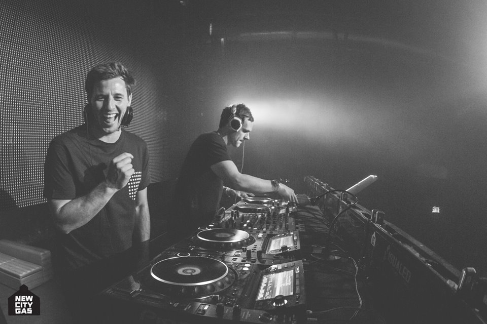 An Interview With Prok & Fitch For Their First Time at New City Gas