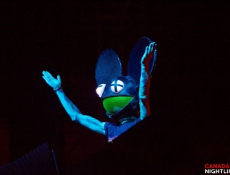 Veld Music Festival Announces Deadmau5 As Their First Major Headliner