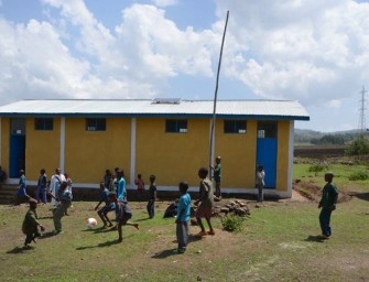 New City Gas and Tea Time Are Building a School in Ethiopia