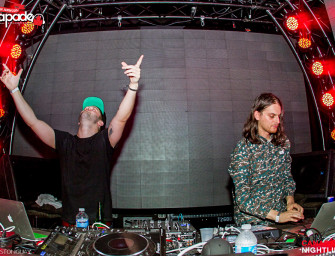 Zeds Dead and Skream Speak About Dubstep at Buku Festival