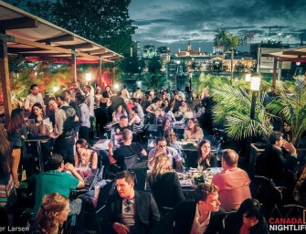 Montreal's Terrasses Bonsecours Is Hosting A Huge 5à7 To Kick Off Summer This May