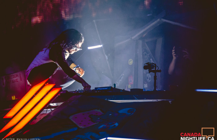 All of the Artists on Skrillex's Full Flex Canada Tour Are Announced
