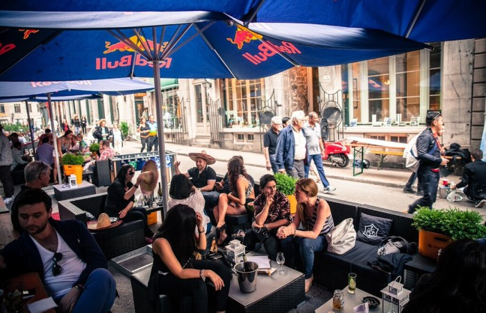 Celebrate F1 Weekend With Trendy Restaurants & Terraces In Old Montreal