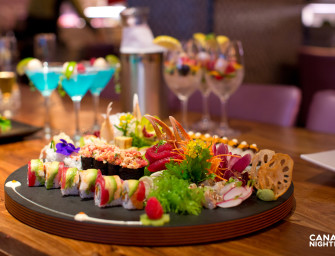 8 Dishes To Order At Montreal's Sushi Restaurant Maiko On Bernard