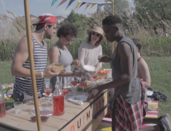Oui Mais Non Coffee Shop Packs A Picnic For You And Your Friends