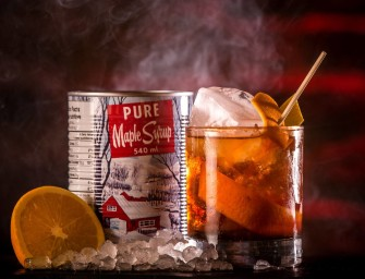 Flyjin's new cocktail menu is inspired by Asian flavours and Quebec swag