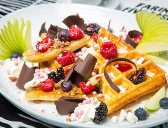 EAT At The W Hotel: A Refreshing Brunch Experience