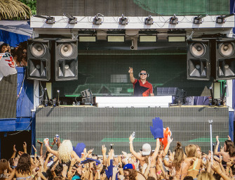 Tiesto returns to Beachclub in Montreal this summer