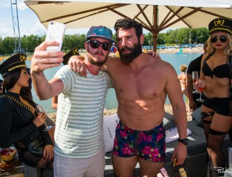 Dan Bilzerian is coming back to Montreal for a massive pool party