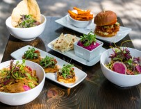 L'Gros Luxe Végé : Fresh Ingredients And Dishes Inspired From Around The Globe