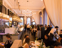 The Evolution of the Lion : Restaurant Suite 701 Transforms into Brasserie 701