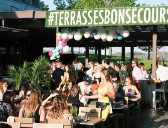 Terrasses Bonsecours and Boozy Brunch Season Has Finally Started