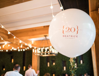 Ristorante Beatrice Celebrates its 20th Anniversary