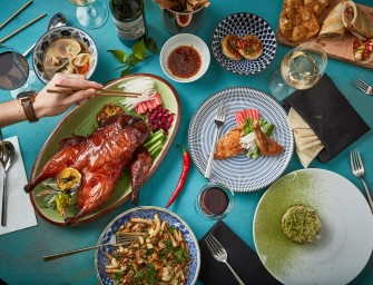 Nom Nom Cantine : the New Restaurant of the W Hotel