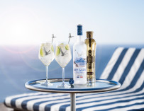 Experience the Grey Goose Marché & an Exclusive Dinner hosted by Michelin Star chef Christophe Dufau