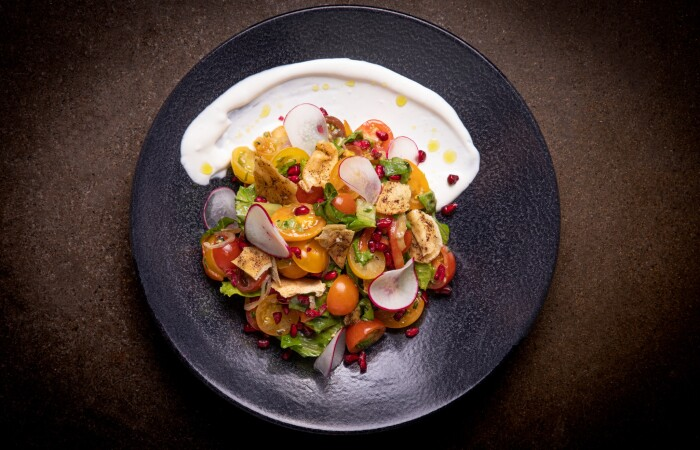 Sauvage : New Upscale Mediterranean Restaurant in the Heart of Old Montreal